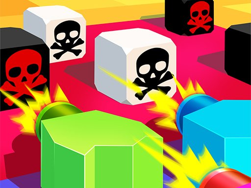 Play Cube Defence Game