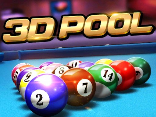 Play 3D Ball Pool Game