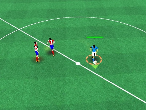 Play Football Soccer World Cup Game