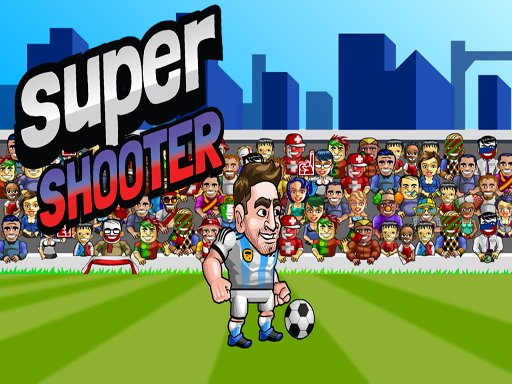 Play Super Shooter Game