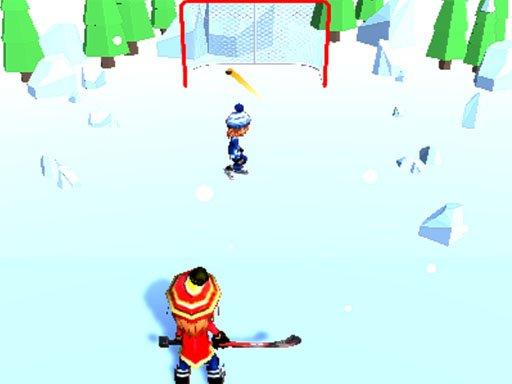 Play Hockey Challenge 3D Game