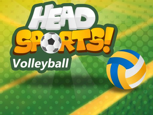 Play Head Sports Volleyball Game