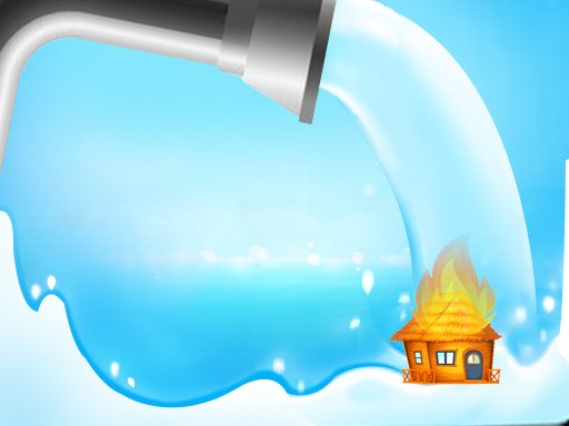 Play Flood Fire Puzzle Game