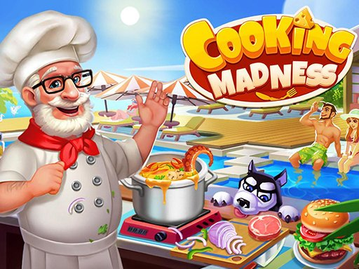 Play Cooking Madness Game