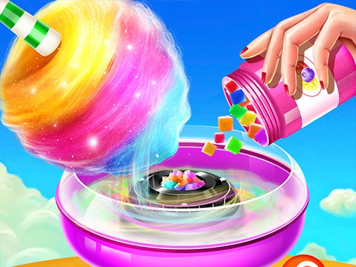 Play Cotton Candy Shop Game