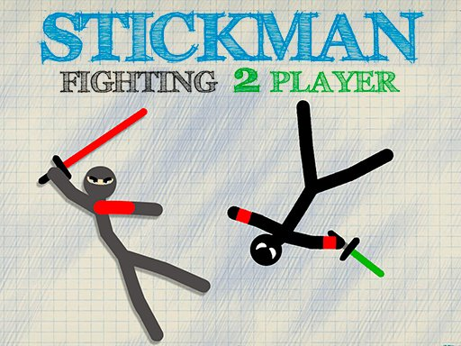 Play Stickman Fighting 2 Player Game