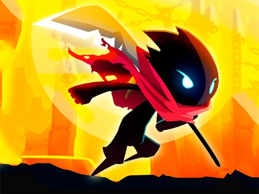 Play Stickman Fighter: Space War Game
