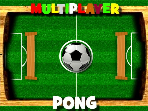 Play Multiplayer Pong Time Game
