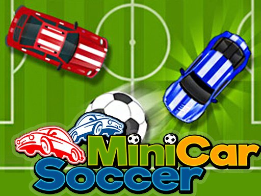 Play Minicars Soccer Game