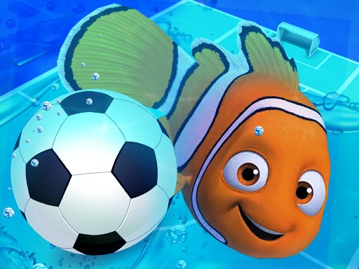 Play Fish Soccer Game