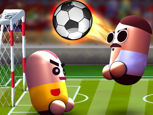 Play Pill Soccer Game