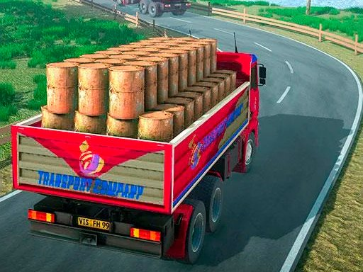 Play Indian Truck Driver Cargo Duty Delivery Game