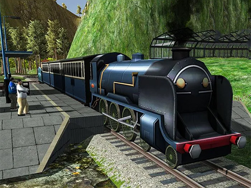 Play Fast Euro Train Driver Sim Game