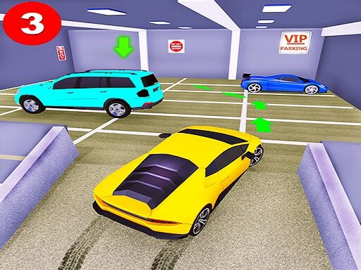 Play Advance Car Parking Game