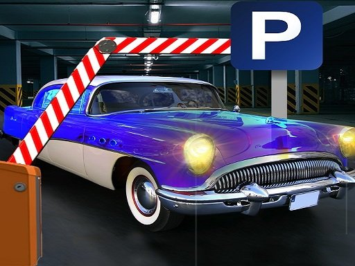 Play Car Parking Driving School Game