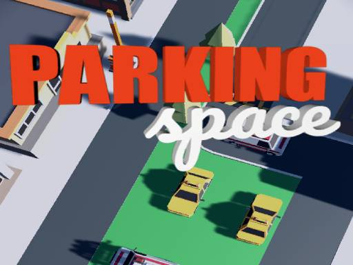 Play Parking Space 3D Game