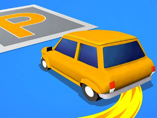 Play Parking Draw Master Game
