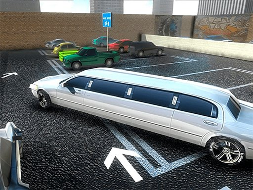 Play Limo Parking Game