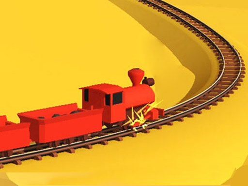Play Off The Rails 3D Game