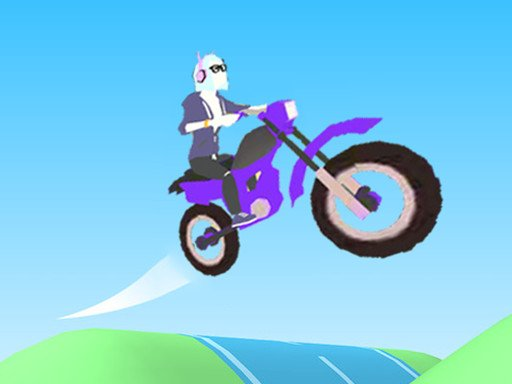 Play Bikes Hill Game
