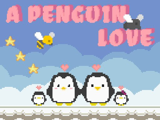 Play A Penguin Love Game
