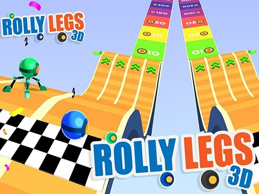 Play Rolly Legs 3D Game