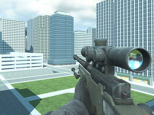 Play Urban Sniper Multiplayer Game