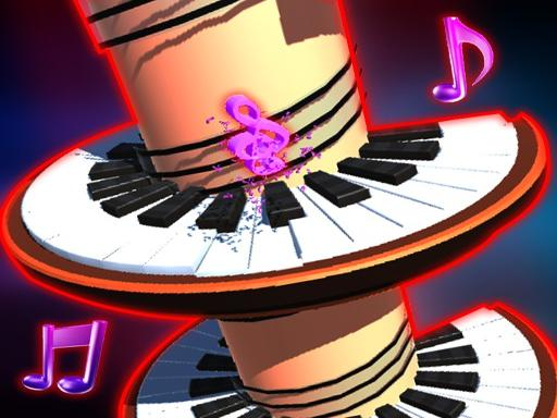 Play Helix Piano Game