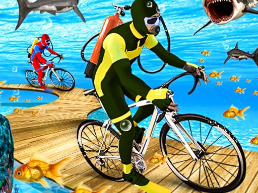 Play Under Water Racing Game