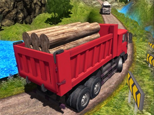 Play Offroad Indian Truck Hill Drive Game