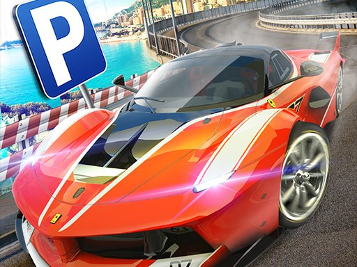 Play Sports Car Dock Parking Game
