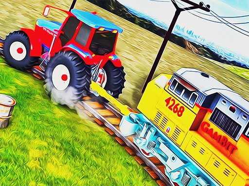 Play Towing Train Game