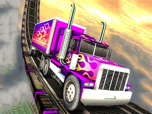 Play Impossible Truck Stunt Parking Game