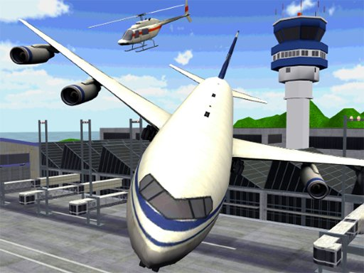 Play Airplane Parking Mania 3D Game