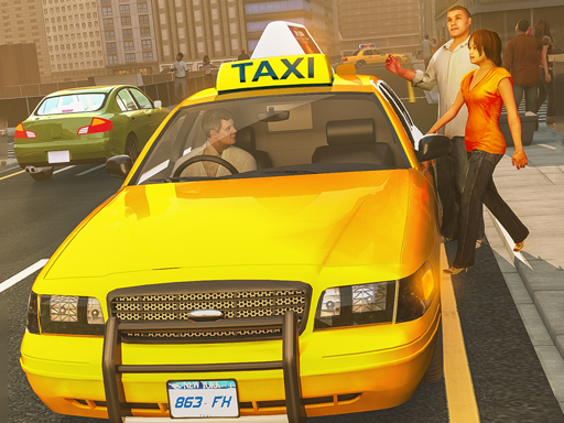 Play Taxi Driver Simulator 3D Game