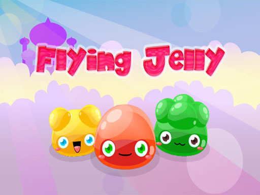 Play Flying Jelly Game