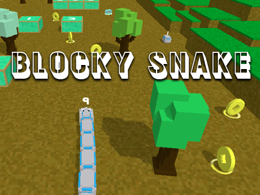 Play Blocky Snake Game