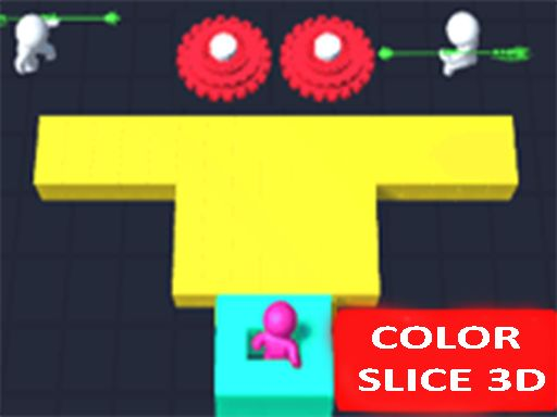 Play Color Slice 3D Game