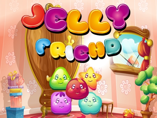 Play Jelly Friend Game