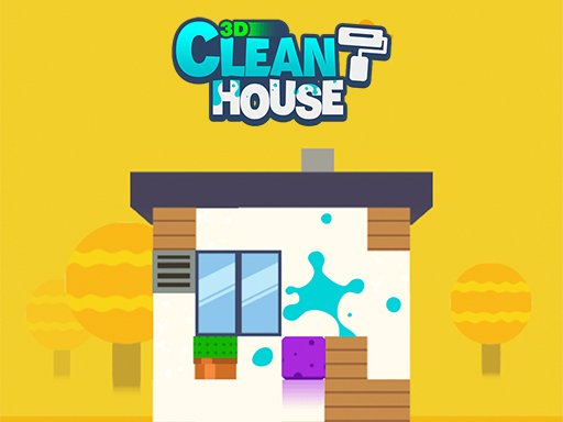 Play Clean House 3D Game