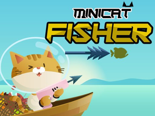 Play MiniCat Fisher Game