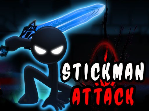 Play Stickman Attack Game