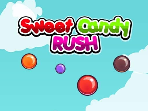 Play Sweet Candy Rush Game