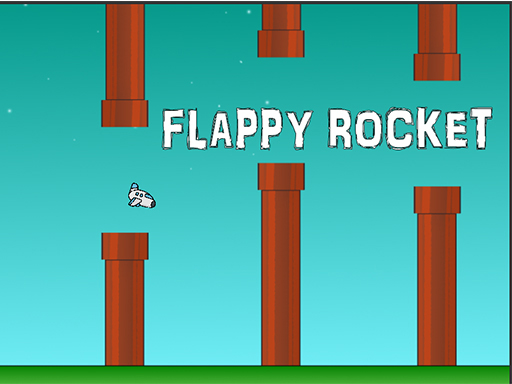 Play FLAPPY ROCKET Game