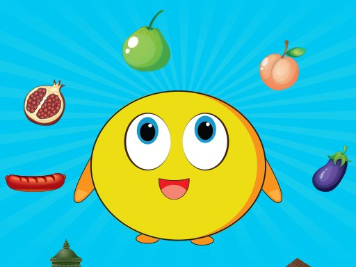 Play Drop Food Chick Game