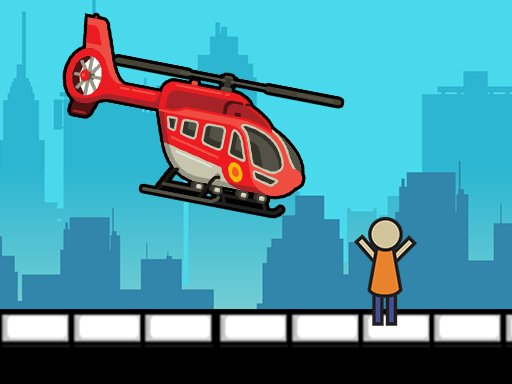 Play Rescue Helicopter Game