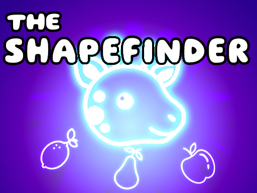 Play The Shapefinder Game