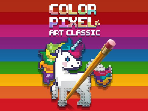 Play Color Pixel Game