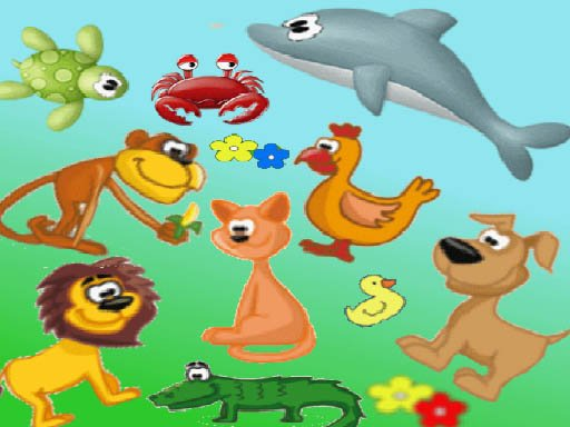 Play Find Animal – Animal Touch Game