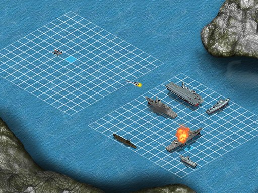 Play Battleship War Multiplayer Game